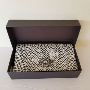Badgley Mischka Clutch NWT